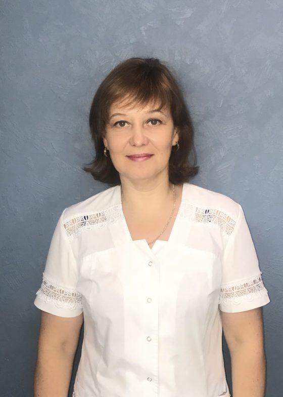 Шорохова Светлана Анатольевна