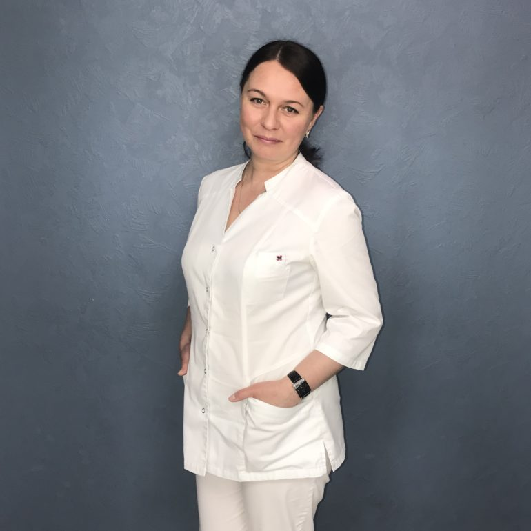 Лебедева Евгения Евгеньевна