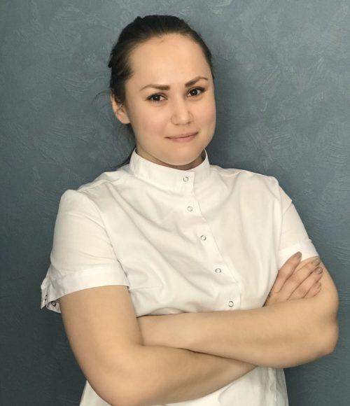 Черепанова Виктория Сергеевна